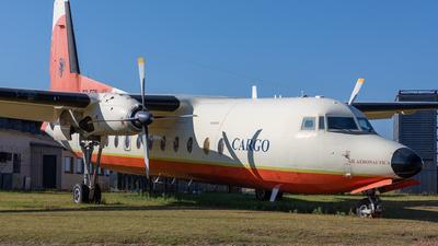 D2-ESN - Fokker F27-500RF Friendship - SJL Aeronautica Cargo