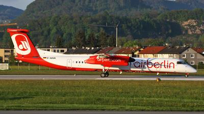D-ABQN - Bombardier Dash 8-Q402 - Air Berlin (LGW Luftfahrtgesellschaft Walter)