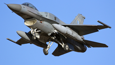 015 - Lockheed Martin F-16C Fighting Falcon - Greece - Air Force