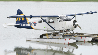 C-GFDI - De Havilland Canada DHC-2 Mk.I Beaver - Harbour Air