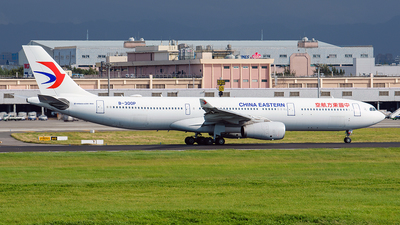 A picture of B300P - Airbus A330343 - China Eastern Airlines - © ECHO