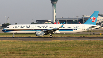 B-8641 - Airbus A321-211 - China Southern Airlines