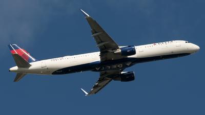 N362DN - Airbus A321-211 - Delta Air Lines