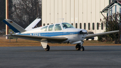 D-EECA - Beechcraft V35B Bonanza - Private