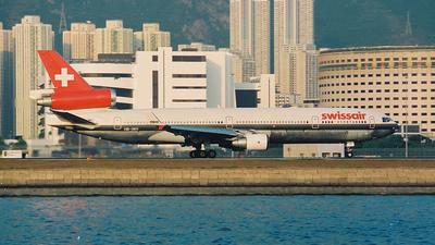 HB-IWH - McDonnell Douglas MD-11 - Swissair