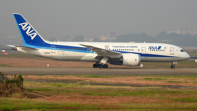 JA814A - Boeing 787-8 Dreamliner - All Nippon Airways (Air Japan)