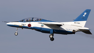 06-5787 - Kawasaki T-4 - Japan - Air Self Defence Force (JASDF)