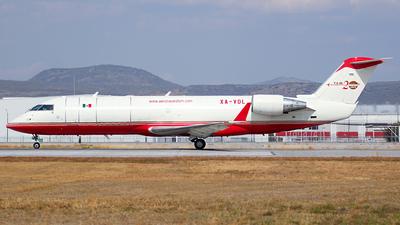 A picture of XAVDL - Mitsubishi CRJ200SF - Aeronaves TSM - © André DuPont (MAS Aviation Press)