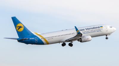 UR-PSG - Boeing 737-85R - Ukraine International Airlines