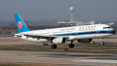 B-9933 - Airbus A321-231 - China Southern Airlines