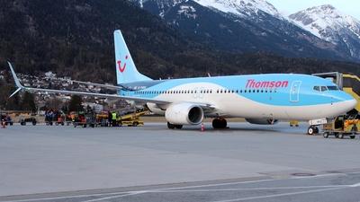 G-TAWU - Boeing 737-8K5 - Thomson Airways