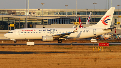 A picture of B208Y - Boeing 73789P - China Eastern Airlines - © cmqmc