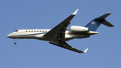 N7777U - Bombardier BD-700-1A10 Global 6000 - Private