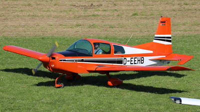 D-EEHB - Grumman American AA-5 Traveler - Private