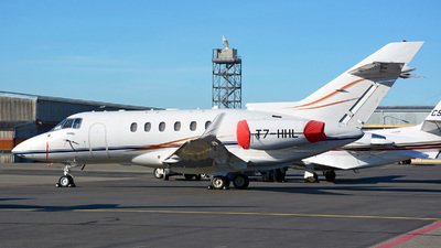 T7-HHL - Raytheon Hawker 900XP - Private