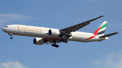 A6-ENO - Boeing 777-31HER - Emirates