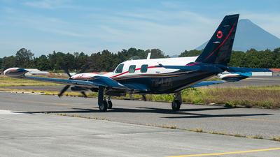 TG-LIA - Piper PA-31T Cheyenne II - Private