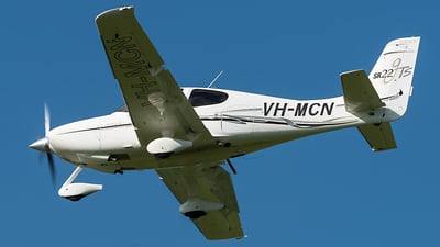 VH-MCN - Cirrus SR22-GTS - Cirrus Aviation