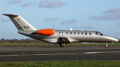 LX-SEB - Cessna 525B CitationJet 3 - Jetfly Aviation