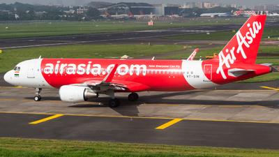 VT-SIN - Airbus A320-216 - AirAsia India