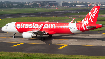 A picture of VTSIN - Airbus A320216 - AirAsia - © Shubham Khadve