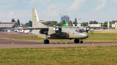 05 - Antonov An-26 - Ukraine - National Guard