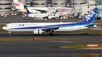 JA607A - Boeing 767-381(ER) - All Nippon Airways (Air Japan)