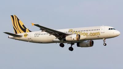 9V-TAF - Airbus A320-232 - Scoot
