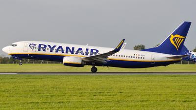 A picture of EIEFH - Boeing 7378AS - Ryanair - © Sean 05