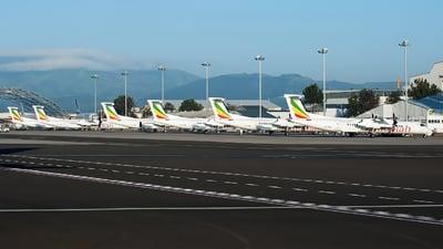 HAAB - Airport - Ramp