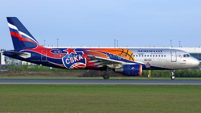 A picture of VQBEJ - Airbus A320214 - Aeroflot - © Samuli Viikari