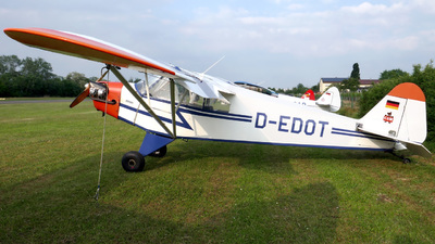 D-EDOT - Piper J-3C-65 Cub - Private