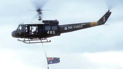 A2-485 - Bell UH-1H Iroquois - Australia - Royal Australian Air Force (RAAF)