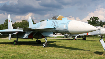 701 - Sukhoi Su-35S - Soviet Union - Air Force