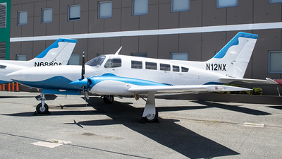 A picture of N12NX - Pilatus PC12/47E - [1738] - © Westley Bencon