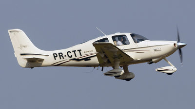PR-CTT - Cirrus SR22 Centennial Edition - Private