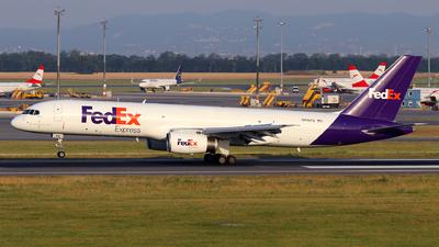 N916FD - Boeing 757-27B(SF) - FedEx