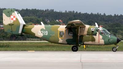 0219 - PZL-Mielec M-28B/PT Skytruck - Poland - Air Force