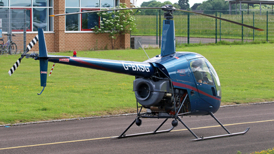 A picture of GBXSG - Robinson R22 Beta II - [2789] - © Brian T Richards