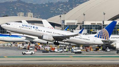 A picture of N53441 - Boeing 737924(ER) - United Airlines - © KenKen Huang