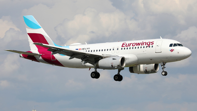 OE-LYV - Airbus A319-132 - Eurowings Europe
