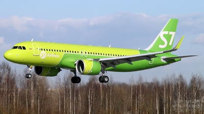 VQ-BTO - Airbus A320-271N - S7 Airlines