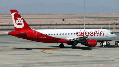 D-ABFA - Airbus A320-214 - Air Berlin