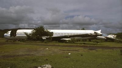 C-GQBH - Boeing 707-123B - Québecair