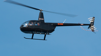 A picture of VHROO - Robinson R44 - [0407] - © luke.priestley