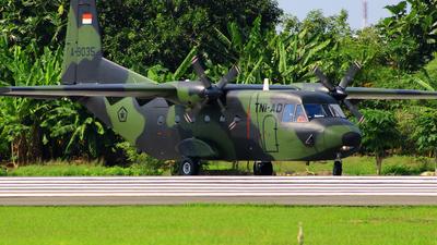A-9035 - CASA C-212-200 Aviocar - Indonesia - Army