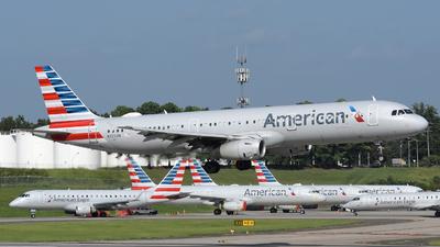 N927UW - Airbus A321-231 - American Airlines
