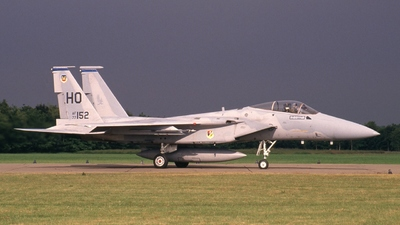 77-0152 - McDonnell Douglas F-15A Eagle - United States - US Air Force (USAF)