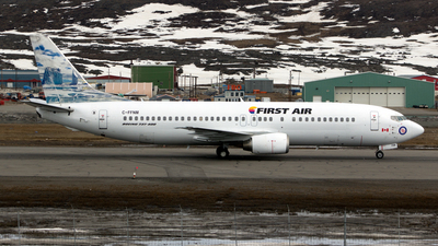 C-FFNM - Boeing 737-436 - First Air