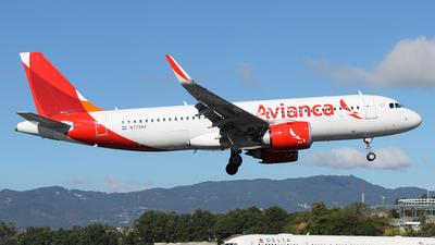N779AV - Airbus A320-251N - Avianca Central America
